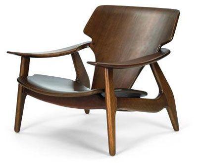 Classicon Diz armchair