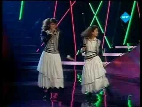 Eurovision 1989 - Pan - Bana bana