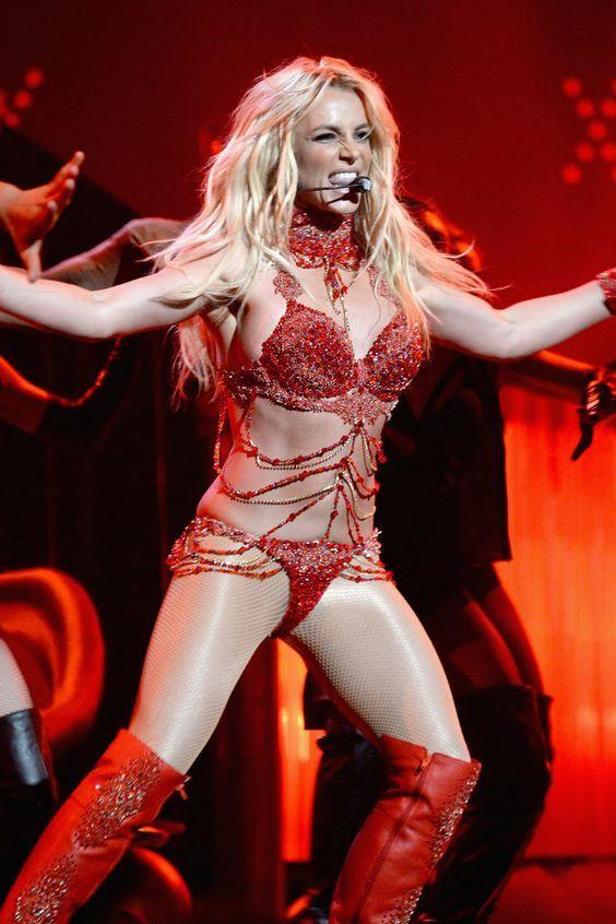 Britney no pantie spear xxx