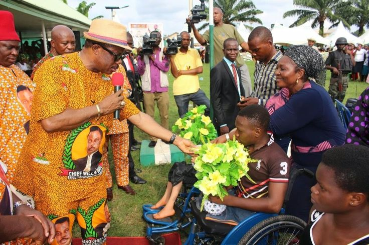 Voice of the people : Anambra: Pictures of Gov. Obiano's Event at Ekwusi...