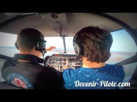 Jour 10 - Tours de piste et premiers atterrissages - Devenir Pilote