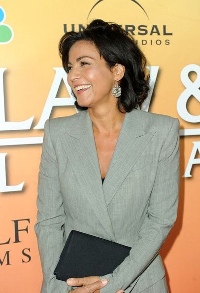 """Rachel Ticotin Young   Rachel Ticotin Pictures - Premiere Of NBC's """"Law & Order ..."""