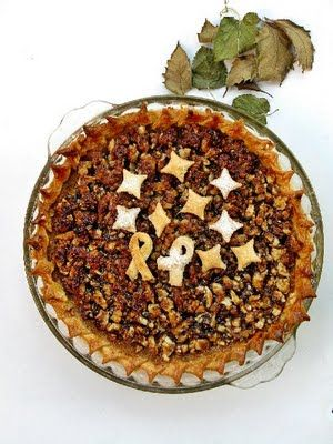 Praline Pumpkin Pie | cool breezes of fall | Pinterest