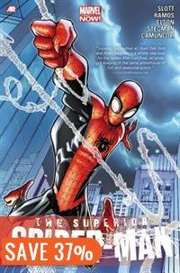 Superior Spider-man Volume 1 Oversized Hc (marvel Now) Book by Dan Slott | Hardcover | chapters.indigo.ca