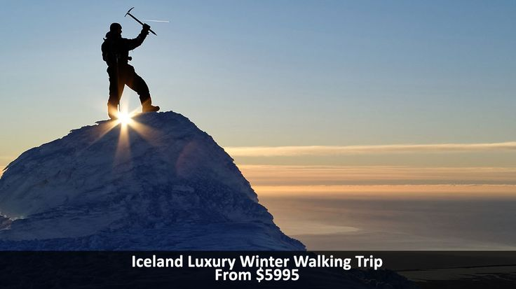 Iceland Winter Expedition - https://traveloni.com/vacation-deals/iceland-winter-expedition/ #europeanvacation #iceland #luxury #adventurevacation
