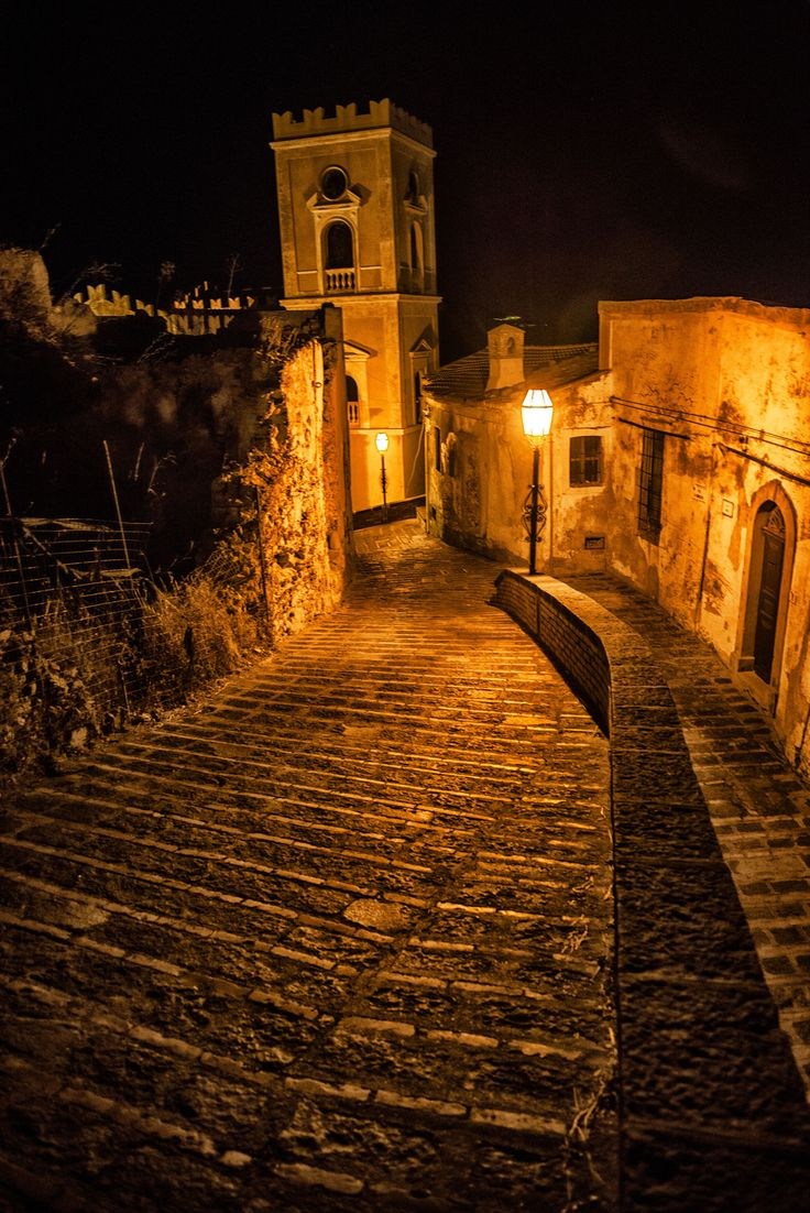 Sicilia Savoca Italy