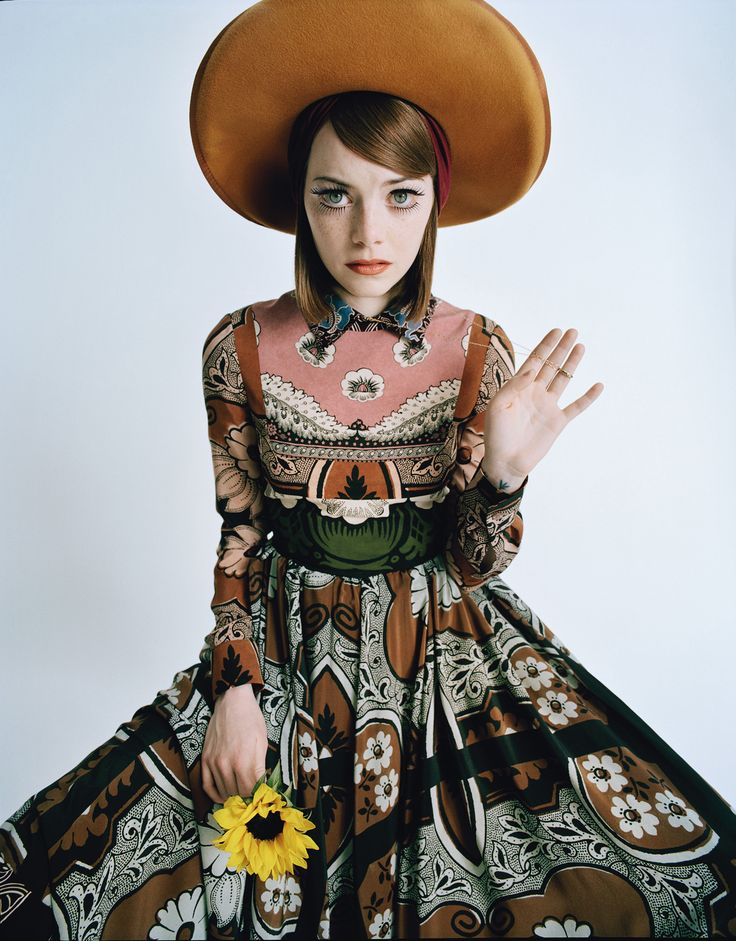 Emma Stone by Tim Walker