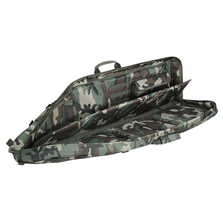 Voodoo Tactical The Ultimate Drag Bag Woodland Camo 15-7981005000