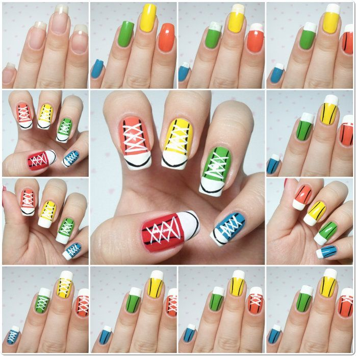 Simple Nail Designs For Beginners - http://www.mycutenails.xyz/simple-nail-designs-for-beginners.html