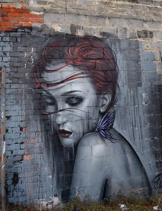 Street Art Graffiti Arte Callejero