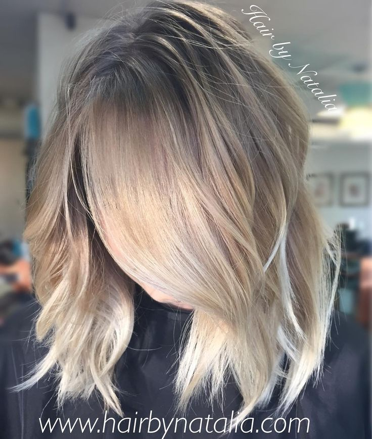 Rooty ashy blonde. Color correction with reversed balayage and a toner. Hair color salon in Denver. #ashyblonde #denverhair #denverhairsalon #denverhairstylist #haircolorsalondenver #rootyblonde #rootedblonde #balayage #balayagedenver #haircolor...