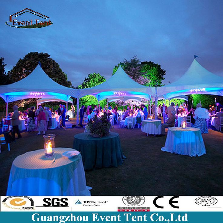 Cheap 500 Seater Decorate Outdoor White Wedding Marquee Party Tent For Sale