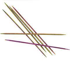 KnitPro Symfonie sukkapuikot 3.00 mm pit.20 cm, myös muut paksuudet. Ei Novitan perus metallisukkapuikkoja! (puu, hiilikuitu, addin ym metalliset ok)