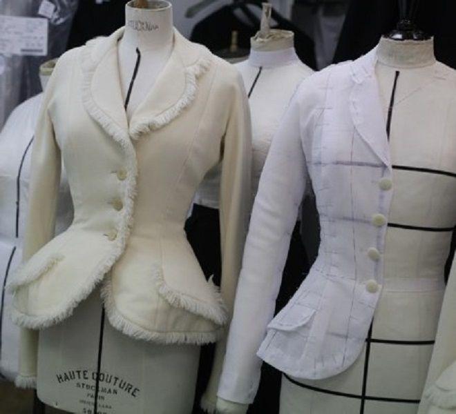 Atelier Christian Dior.