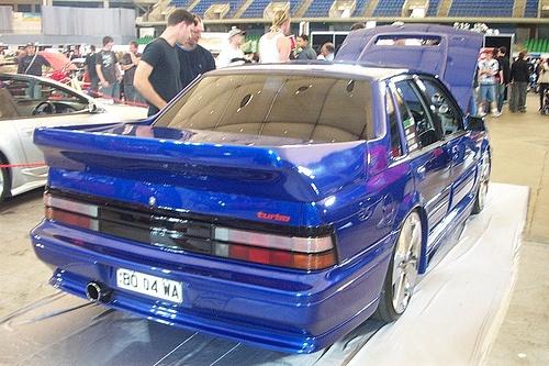 Holden Commodore VL Ute