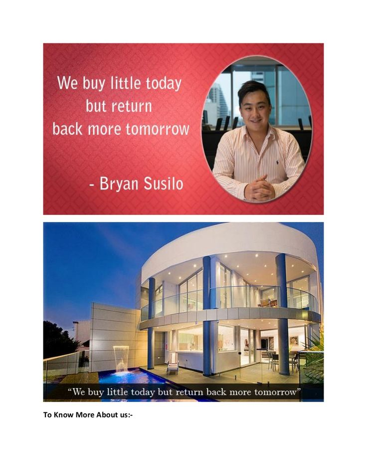 Bryan was brought up in Apple cross, Perth, Western Australia. His parents were immigrants and he identified his never ending quest for knowledge about things around him at a very early age. On realizing his own interests for business; It wasn't until 11 that Bryan Susilo took enterprise and business with a serious and passionate approach in his life.