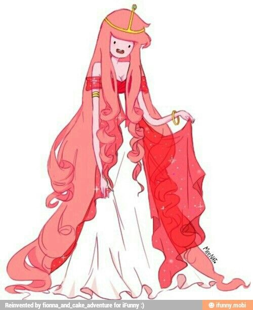 Princess Bubblegum in an amazing outfit ^^ I always like it when they change the characters' outfits every once in a while <3