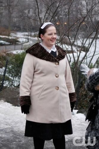 """Remains of the J""  Pictured: Zuzanna Szadkowski as Dorota  Photo Credit: Giovanni Rufino / The CW   2009 The CW Network, LLC. All Rights Reserved."