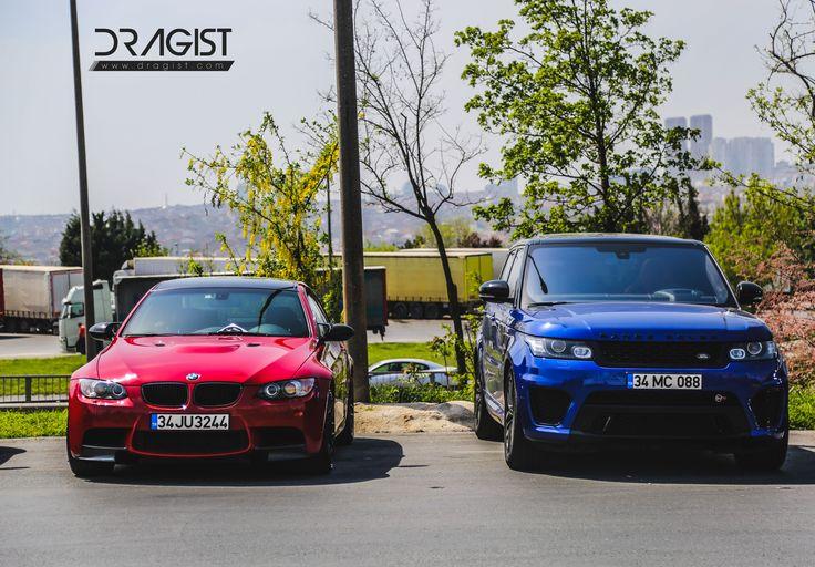 #e92 #m3 #melbourne #range #rover #sport #svr #supercharged