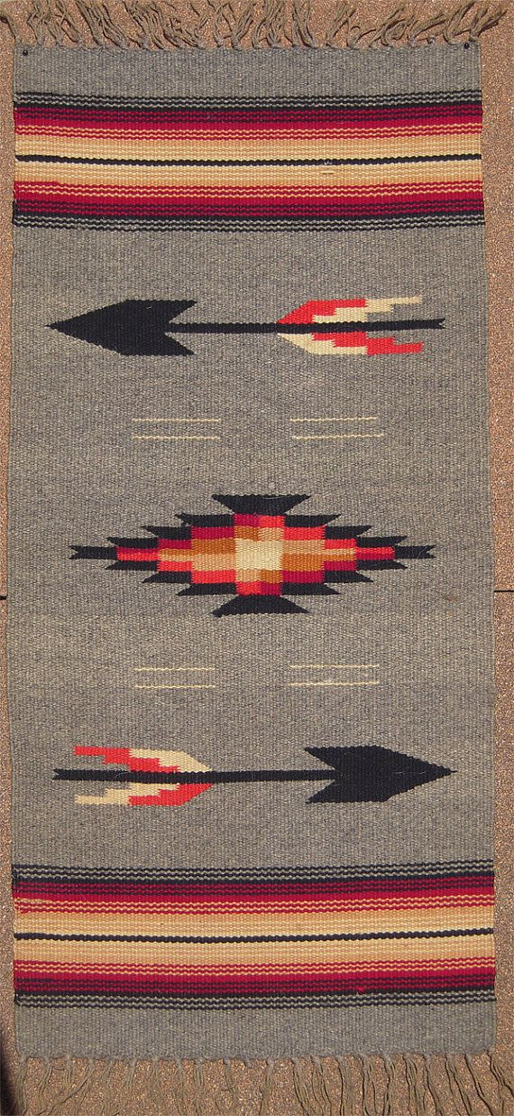 Chimayo Small Rug Weaving Of New Mexico Usa Runners