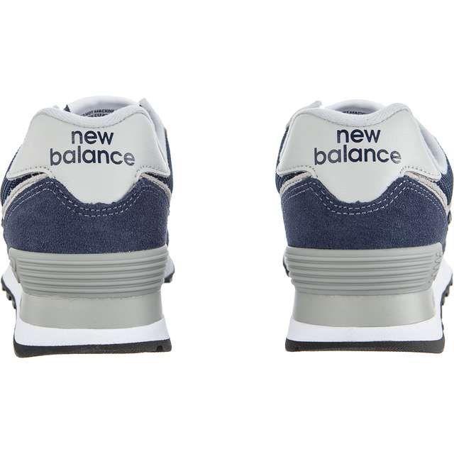 Sportowe Damskie Newbalance New Balance Granatowe Wl574en Navy With White New Balance Shoes Baby Shoes