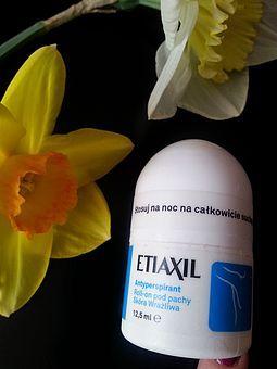 ETIAXIL antyperspirant, czyli gwarantowana ochrona przed poceniem