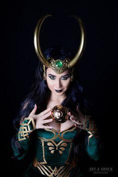 Lady Loki - Lady Loki コスプレ写真 - Cure WorldCosplay