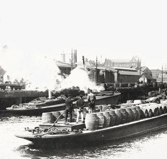 dublin in 1877 -