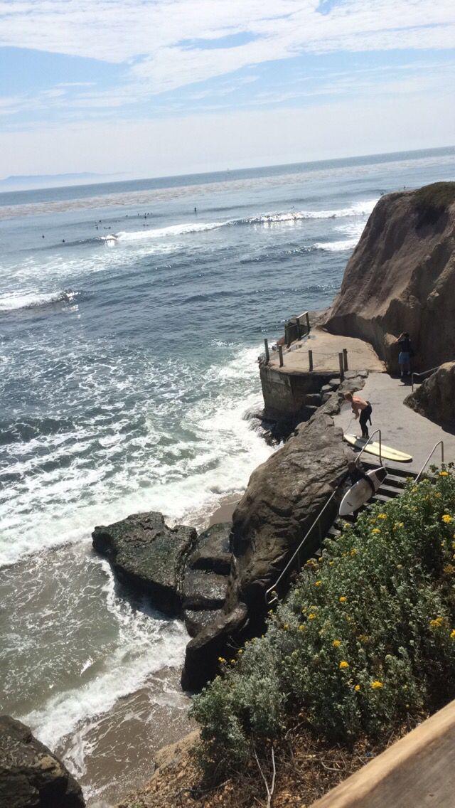 Pleasure point Santa Cruz