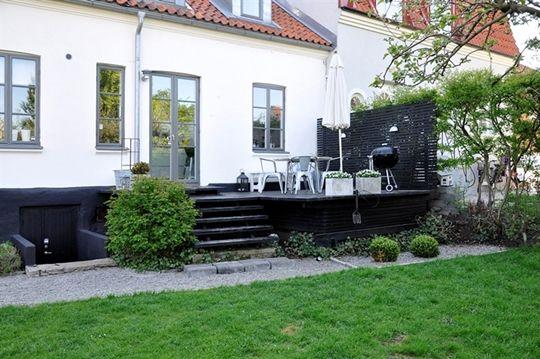 Deck,scandinavian  Exquisite Nordic House