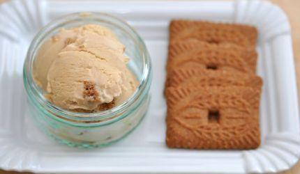 Oriešková zmrzlina so škoricou