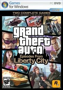 GTA 4 Episodes From Liberty City PC Game | Working PC GamesWorking PC Games
