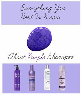 Rhonda's Escape: Purple Shampoo