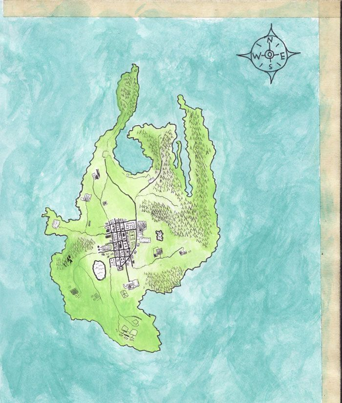 60 Best Images About Maps Of Fictional Islands On