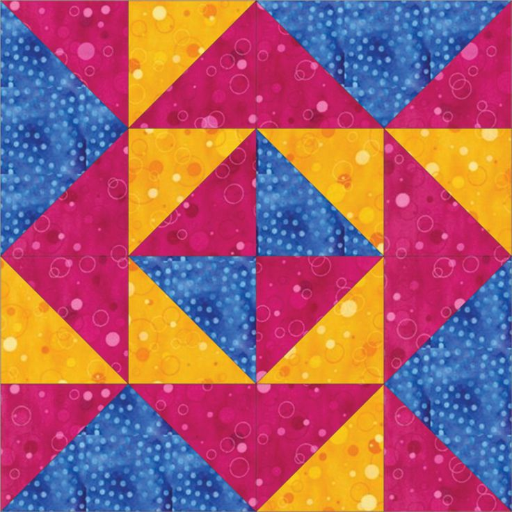43 best Free Quilt Block Patterns images on Pinterest | Flowers ... : cutting quilt squares - Adamdwight.com