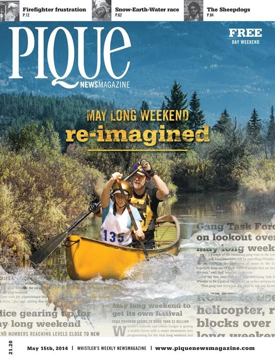 Pique Newsmagazine | Whistler, CANADA | Issue May 15, 2014