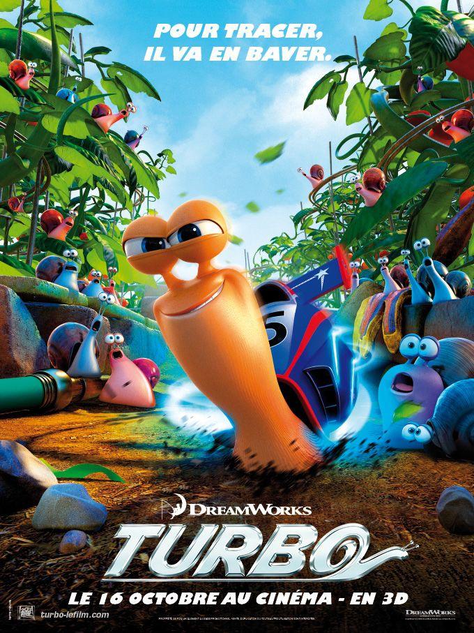 """Un dessin-animé sur un escargot rapide, du jamais vu. Je vous invite a aller voir la bande-annonce ! R.H. Ps : Vous vous doutez bien qu'une erreur de ma part a fait qu'il s'est épinglé deux fois sur le tableau """"J'<3 LIRE""""."""