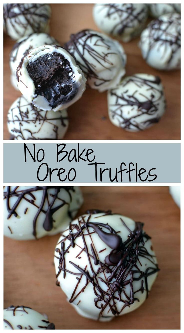 These savory, no-bake chocolate Oreo truffles are easy to make in a snap! The decadent, chocolate cheesecake filling will leave everyone wanting more.