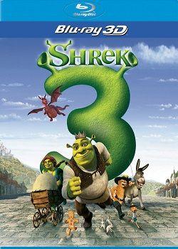 Shrek 3 - 2007 BluRay 3D HSBS 1080p DuaL TR-ENG