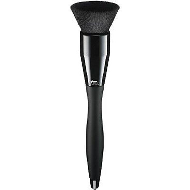 High quality ULTA it 301 flat round brush powder brush powder brush brush to paint the whole face free shipment aliexpress.com