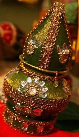 Indian Wedding coconut