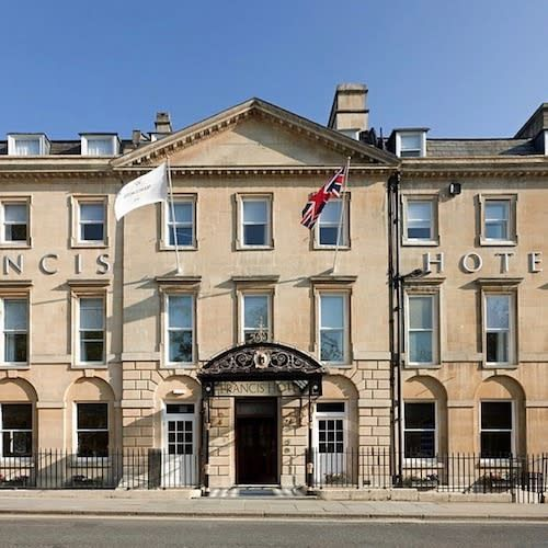 Win a £2k prize, including a hotel stay for 2 at the MGallery Hotel Bath! http://bit.ly/2fkjgq3