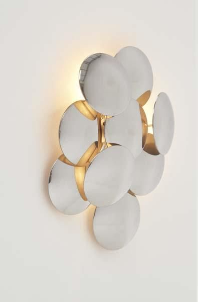 Studio Reggiani, Rare wall light,1970s #exclusivedesign #luxurydesign For more inspirations: www.bocadolobo.com home furniture, designer furniture, inspirations ideas, exclusive furniture, design ideas, home decor ideas, interior design ideas