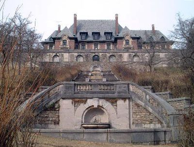 Blairsden Mansion in Peapack, NJ  is most popular for its legend of the mass murder of the nuns that used to live there, and their ghosts that haunt the grounds to this very day.