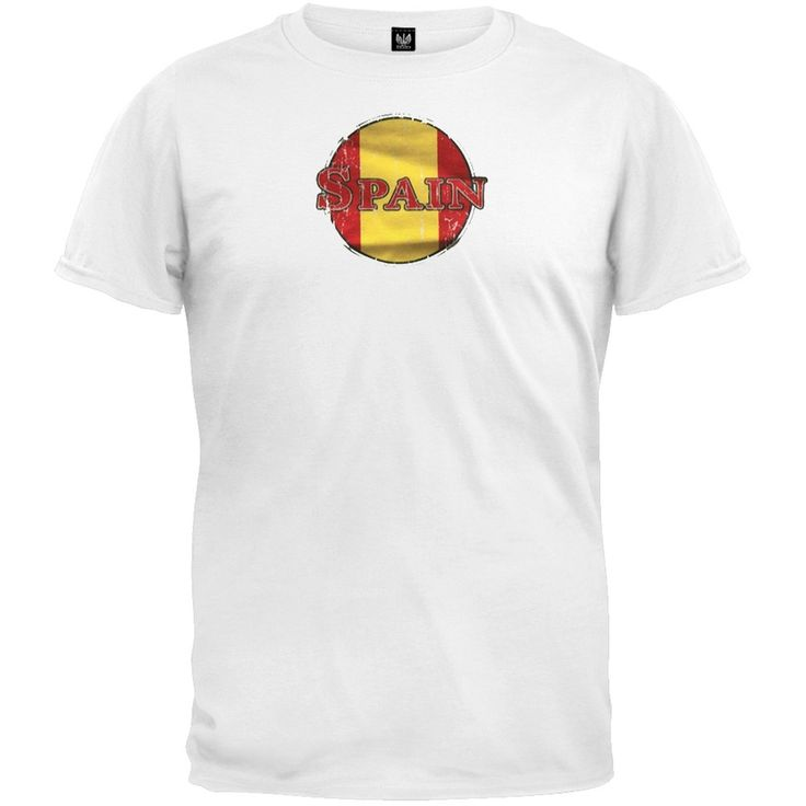 Best 25 spanish flags ideas on pinterest spanish culture world spanish flag logo t shirt sciox Image collections