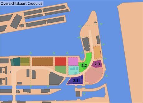 De gemeente Amsterdam en Amvest hebben een tweede serie overeenkomsten gesloten voor het Cruquiusgebied in Amsterdam Oost, waar in totaal circa 3.000 woningen komen. Het gaat om drie nieuwe deelplannen: de Sigma-fabriek, de Binnenbocht en Berkhout.