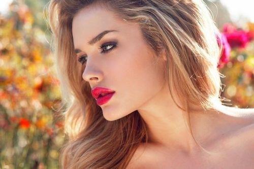 Consejos de maquillaje para rubias