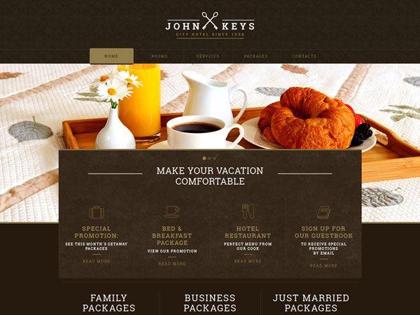 John Keys Template