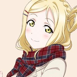 Mari! Such a sweet heart