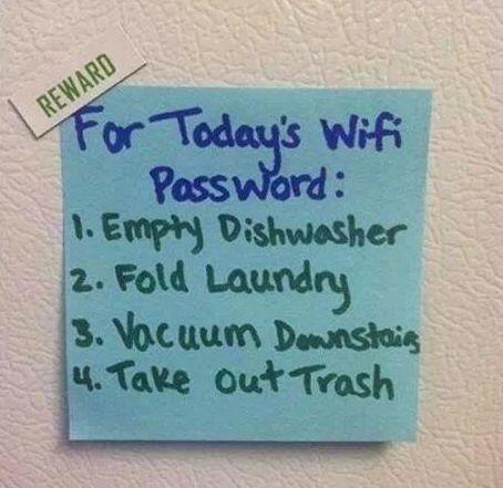 Innovative way to motivate the IPad generation